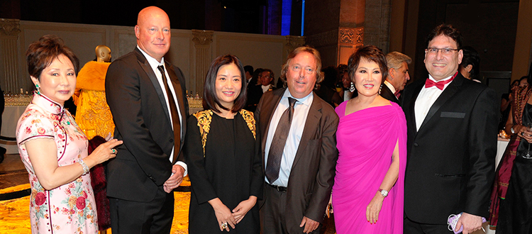 China Institute Celebrates 90th Year Gala