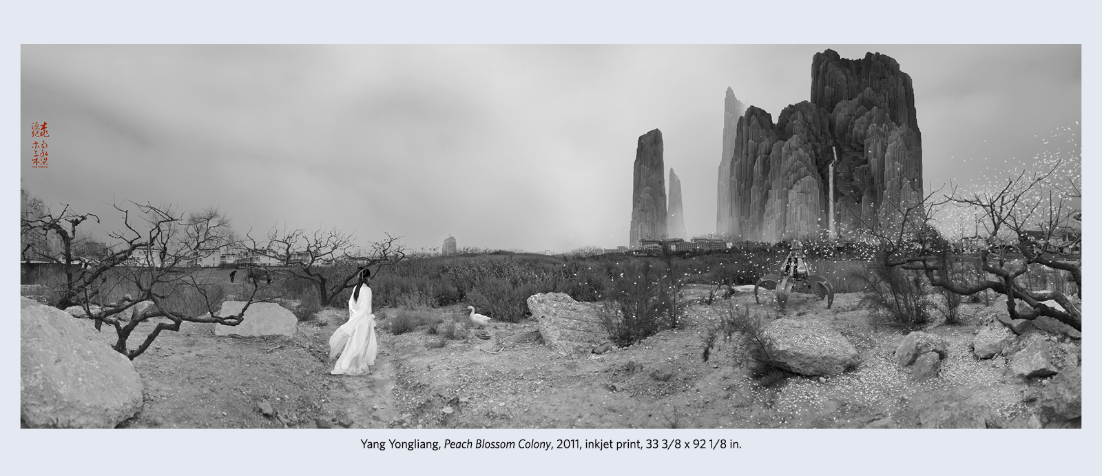 Curators Lecture Part Two New Shanshui Photography Chinese Landscape With A Dimension