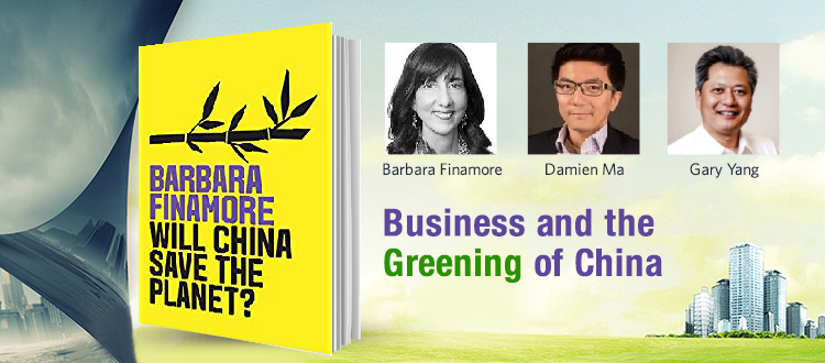 Business and the Greening of China