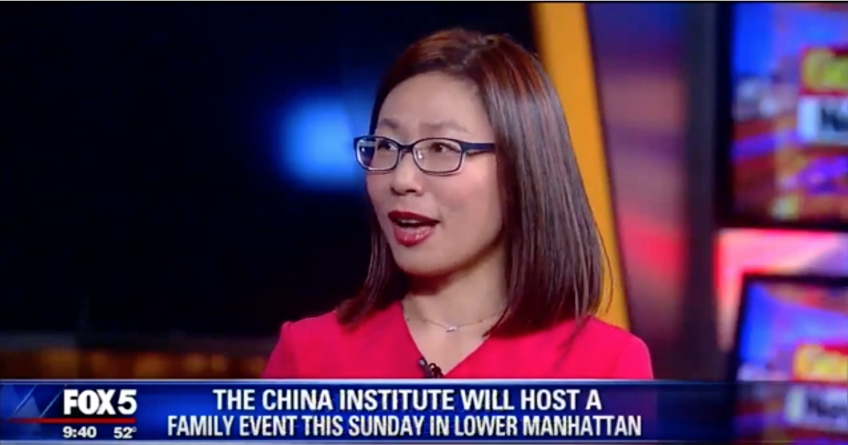Good Day New York: Shenzhan Liao, Director of Education on Chinese New Year traditions