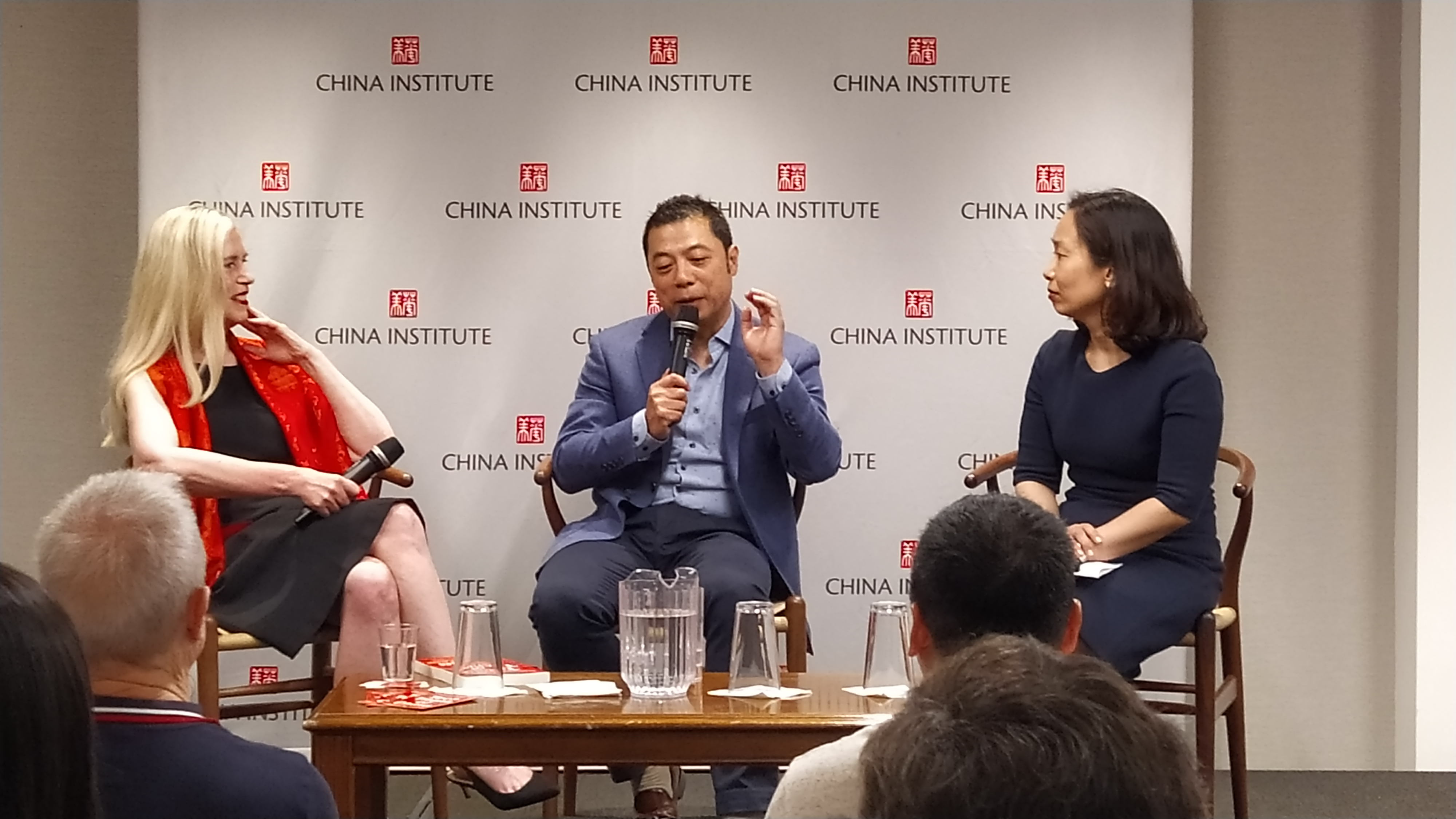 Tech Titans in China with Rebecca Fannin and JIANG Wei