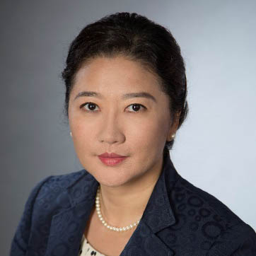 Photo of Ruth Jin, Esq.
