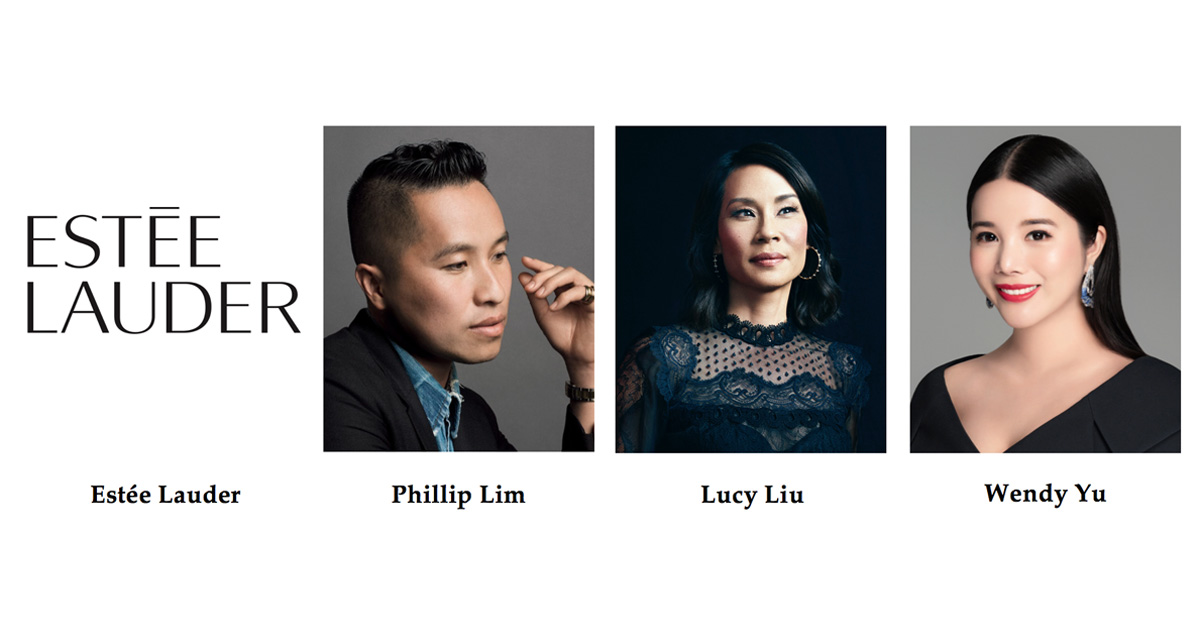 China Fashion Gala 2020, 'One World in Beauty,' to go virtual on July 23,  honoring Estée Lauder, Wendy Yu, Phillip Lim & Lucy Liu