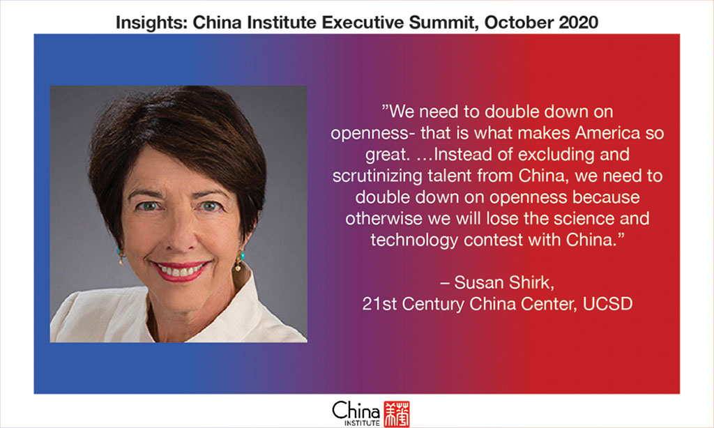 Quote from Susan Shirk
