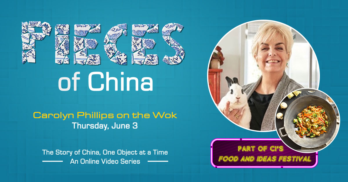 Pieces of China: Carolyn Phillips on the Wok