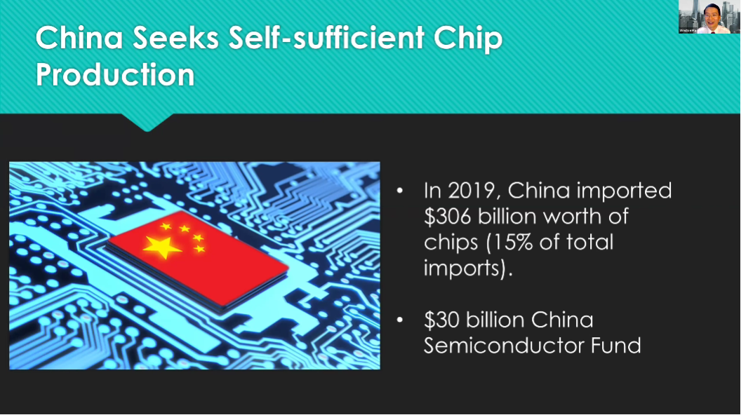 Recap: Chip Dreams: Will China Catch Up with the West?, 9.23.21